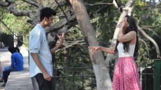 Kissing Prank   Mumbai Edition