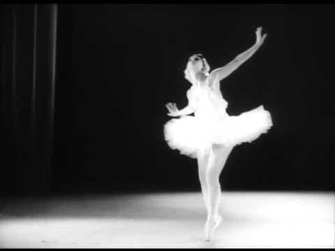 Maya Plisetskaya Dying Swan 1959