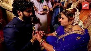 Actress Namitha Wedding Video | Namitha and Veerendra Wedding Celebrations | YOYO TV Channel