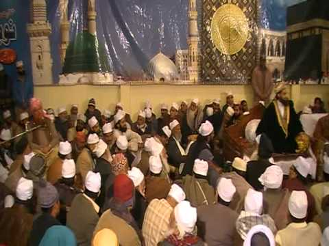 Urs Mubarak Hazrat Khawaja Sufi Karamat Hussain RA 5 14 9 1 2011