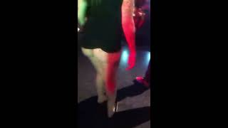 Fan gets naked on stage for Pretty Ricky.