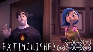 """CGI Short Film """"Extinguished"""" by Ashley Anderson and Jacob Mann"""