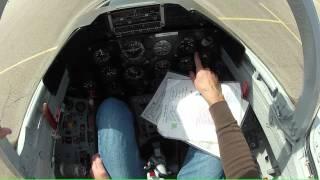 L-39 Engine Start