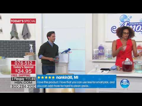 HSN | Home Solutions featuring Professor Amos 05.08.2017 - 09 PM