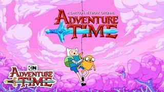 Adventure Time   Elements Arc Theme Song   Cartoon Network