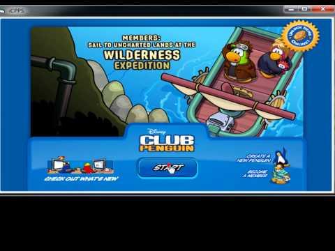 como ser socio de club penguin gratis 2011 este sis irve parte 2 .wmv