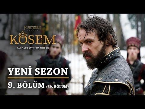 Muhteşem Yüzyıl: Kösem | Yeni Sezon - 9.Bölüm (39.Bölüm)