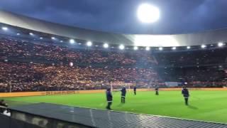 Sterretjesactie voor Feyenoord-speler Tonny Vilhena