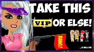 MSP Social Experiment - WOULD U TAKE FREE VIP OFFERS FROM STRANGERS?