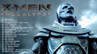 X Men: Apocalypse Soundtrack (Full album) 2016