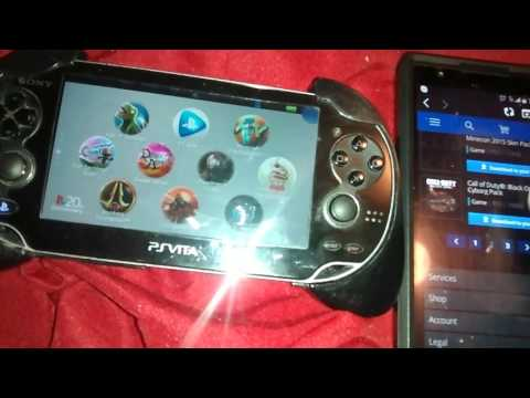 Xxx Mp4 Tutorial How To Download Ps Vita Apps Or Games 3gp Sex