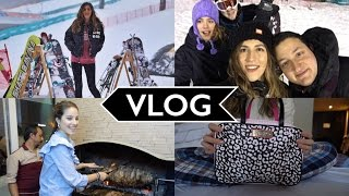 VLOG | Kar Tatili ,Cağ Kebabı,Tatil Çantamda Ne Var ?