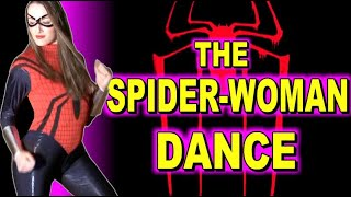 Spider-Woman Dance! | 'EPIC BEC' episode 3