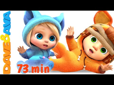 Jack and Jill Nursery Rhymes Collection and Baby Songs from Dave and Ava