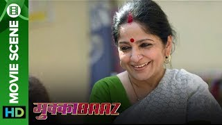 How to convince parents for love marriage? | Mukkabaaz | Vineet Singh & Zoya Hussain
