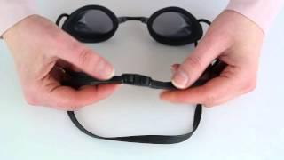 Swim Goggles Instructional Video