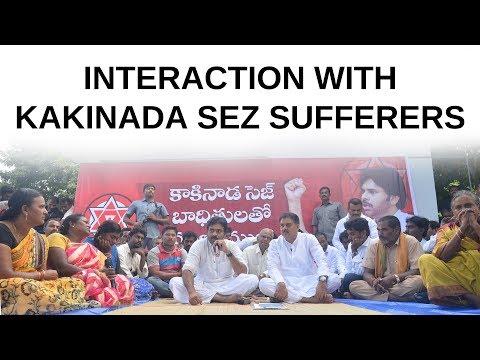 Xxx Mp4 JanaSena Chief Pawan Kalyan Interaction With Kakinada SEZ Sufferers JanaSena Porata Yatra 3gp Sex