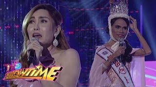 It's Showtime Miss Q & A: Alexis Garcia and Marigona Dona Dragusha on Beklamation