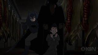 'Gotham: Luz de Gas', la nueva película de Batman