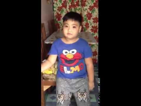 Cute Baby Sexy Dance Josh Aldrich Aquino