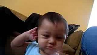 My Cute Baby Niece Michelle prt II