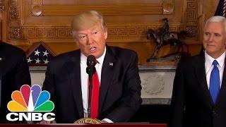 President Donald Trump: We