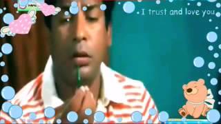 Musharrof karim ,funny video(jhal khor)