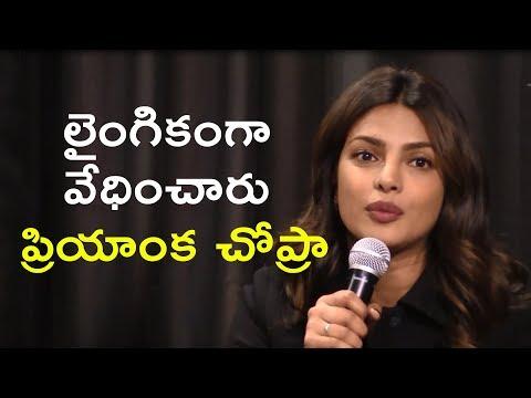 Xxx Mp4 Priyanka Chopra Speaks About Sexual Harassment On Women 3gp Sex