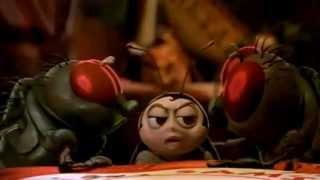 Pixar: A Bug's Life - original 1998 movie trailer (Very High Quality)