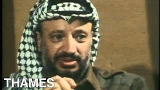 Yasser Arafat interview   PLO Leader   Palestinian  1978