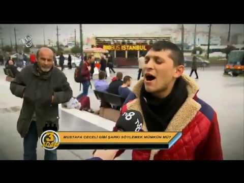 3 Adam - Mustafa Ceceli Gibi Şarkı Söylemek Mümkün mü? (2.Sezon 21.Bölüm)