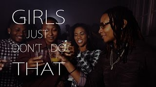 Lesbian Web Series - Girls Just Don't Do That | Full Episode 2