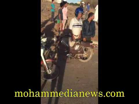 بعد مطاردة هوليودية الشرطة بالمحمدية تطلق الرصاص على تاجر مخدرات وتلقي القبض على شريكه