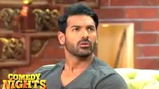 John Abraham Gets ANGRY On Krushna & Leaves Comedy Nights Bachao Taaza In Middle Of Shoot!