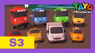 Tayo Español la Serie 3 l #14-26 Episodios Populares l Tayo el pequeño Autobús