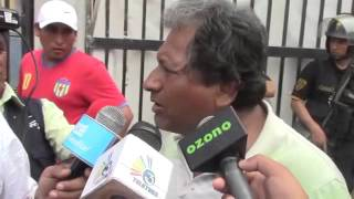 Huelga de Casa Grande se traslada a Trujillo