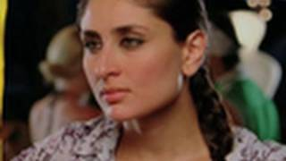 Kareena's Angry Look