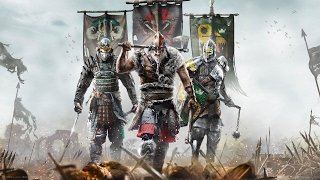 For Honor Gameplay LIVESTREAM #3 - Dominion Matches