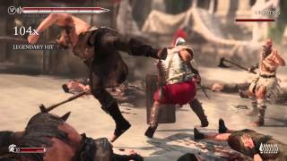 Rise Son of Rome   Combat Gameplay