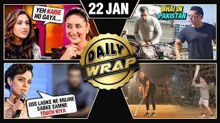 Kareena To Join POLITICS, Kangana Ranaut METOO, Salman Katrina Play Cricket | Top 10 News