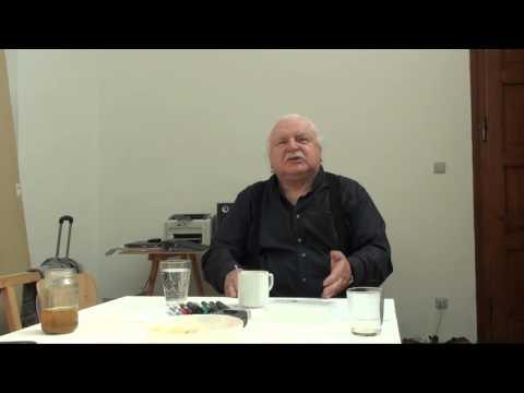 prof.Milan Knižák mluví o potřebe řádu na AVU