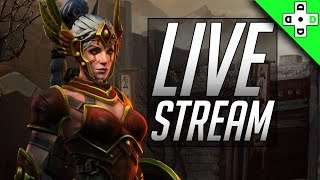Heroes of the Storm Stream and maybe some Overwatch!