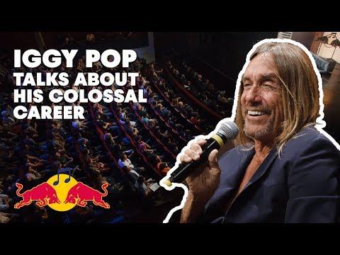 Iggy Pop Lecture (Montréal 2016) | Red Bull Music Academy