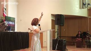 Love-1st Lady Erica Campbell