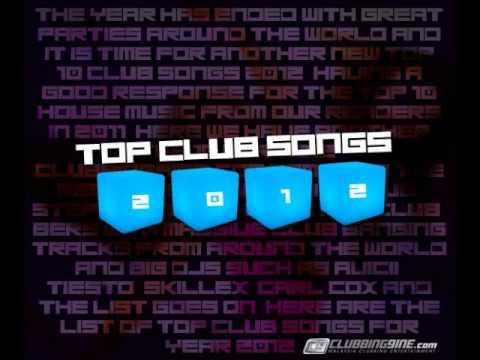 Top 10 Club Hits Music 2012 2013 Electro House Music Mini Mix