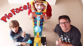 Pie Face Sky High Family Game Fun CHALLENGE