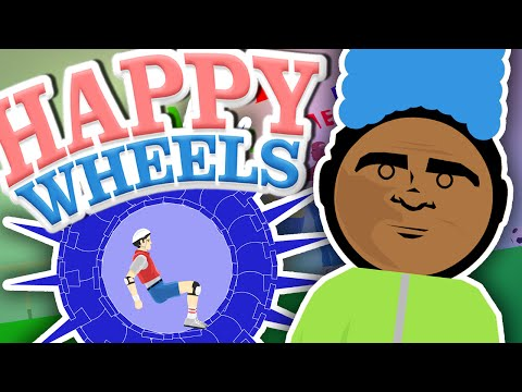 FUNNIEST LEVELS EVER Happy Wheels