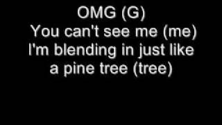 The Ninja Glare lyrics