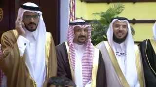حفل زواج الشاب عبدالله الزهراني