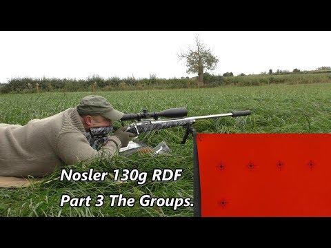 Xxx Mp4 Nosler 130g RDF Bullet Part 3 The Groups 3gp Sex